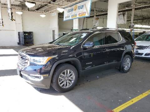 2017 GMC Acadia for sale at Florida Fine Cars - West Palm Beach in West Palm Beach FL