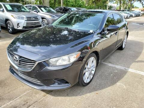 2016 Mazda MAZDA6 for sale at Florida Fine Cars - West Palm Beach in West Palm Beach FL