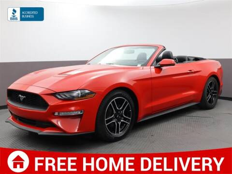 2019 Ford Mustang for sale at Florida Fine Cars - West Palm Beach in West Palm Beach FL