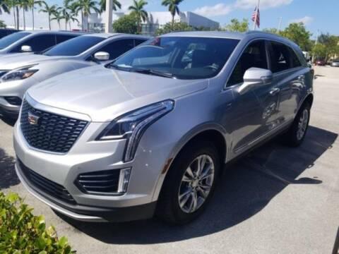 2020 Cadillac XT5 for sale at Florida Fine Cars - West Palm Beach in West Palm Beach FL