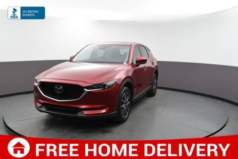 2017 Mazda CX-5 for sale at Florida Fine Cars - West Palm Beach in West Palm Beach FL