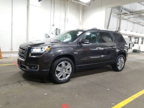 2017 GMC Acadia Limited for sale at Florida Fine Cars - West Palm Beach in West Palm Beach FL
