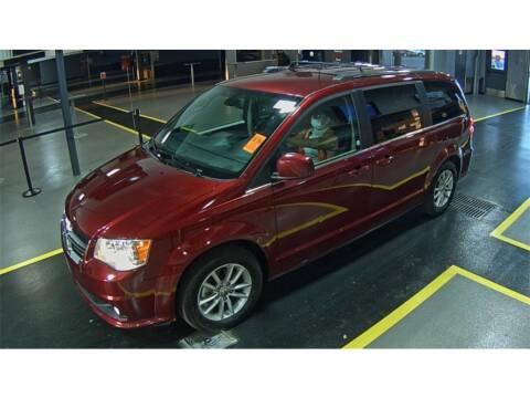 2019 Dodge Grand Caravan for sale at Florida Fine Cars - West Palm Beach in West Palm Beach FL
