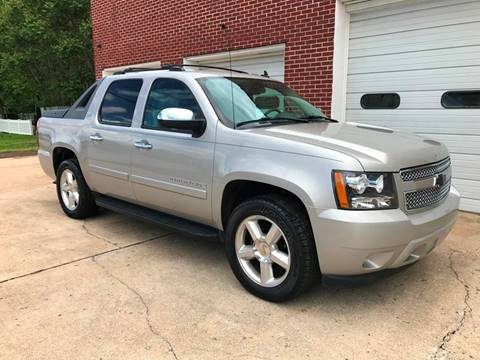 2008 Chevrolet Avalanche for sale at Keen Motors LLC in Lebanon MO