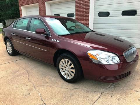 2007 Buick Lucerne for sale at Keen Motors LLC in Lebanon MO