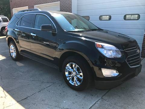 2017 Chevrolet Equinox for sale at Keen Motors LLC in Lebanon MO