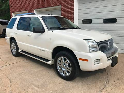 2007 Mercury Mountaineer for sale at Keen Motors LLC in Lebanon MO