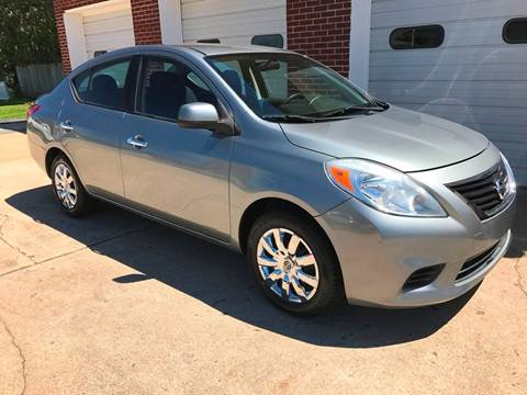 2012 Nissan Versa for sale at Keen Motors LLC in Lebanon MO