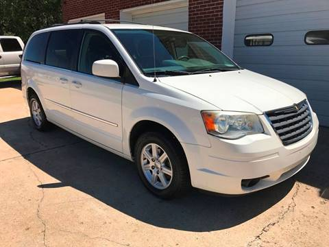 2010 Chrysler Town and Country for sale at Keen Motors LLC in Lebanon MO
