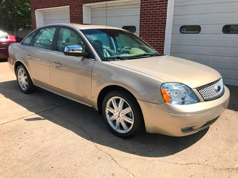 2007 Ford Five Hundred for sale at Keen Motors LLC in Lebanon MO