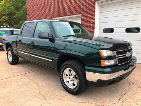 2007 Chevrolet Silverado 1500 Classic for sale in Lebanon, MO