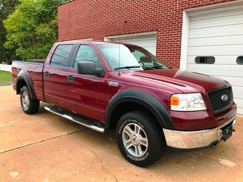 2006 Ford F-150 for sale at Keen Motors LLC in Lebanon MO