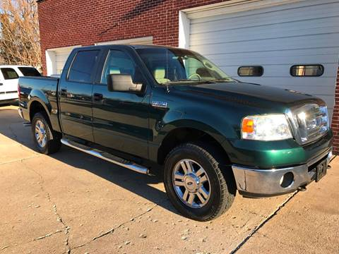 2007 Ford F-150 for sale at Keen Motors LLC in Lebanon MO