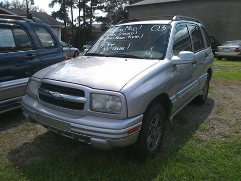2003 Chevrolet Tracker for sale in Parkersburg, WV