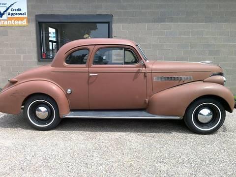 1939 Chevrolet Master Deluxe for sale in Parkersburg, WV