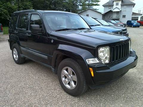 2011 Jeep Liberty for sale in Parkersburg, WV