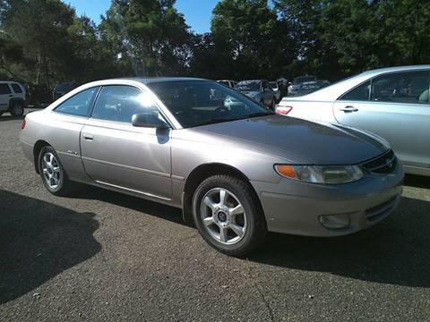 1999 Toyota Camry Solara for sale in Parkersburg, WV