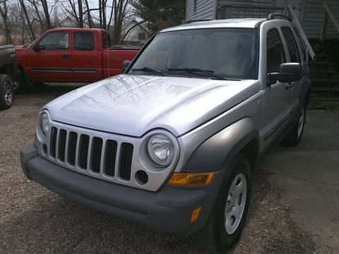 2006 Jeep Liberty for sale in Parkersburg, WV