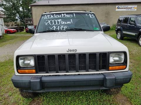 1998 Jeep Cherokee for sale in Parkersburg, WV