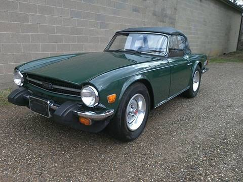 1976 Triumph TR6 for sale in Parkersburg, WV