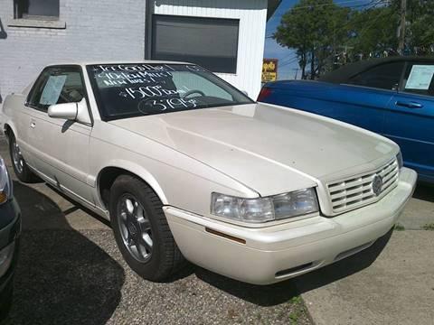 2000 Cadillac Eldorado for sale in Parkersburg, WV