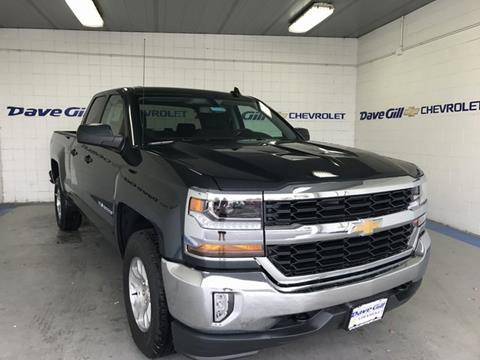 2017 Chevrolet Silverado 1500 for sale in Columbus, OH