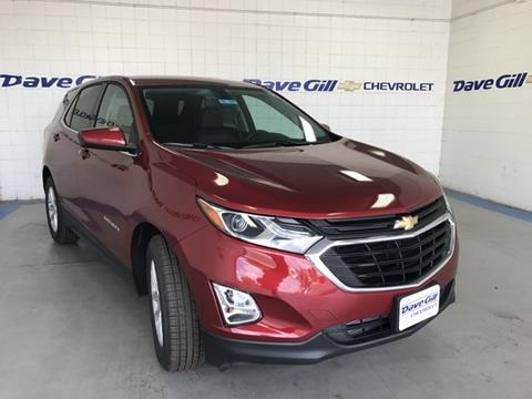 2018 Chevrolet Equinox for sale in Columbus, OH