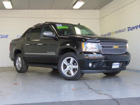 2012 Chevrolet Avalanche for sale in Columbus, OH