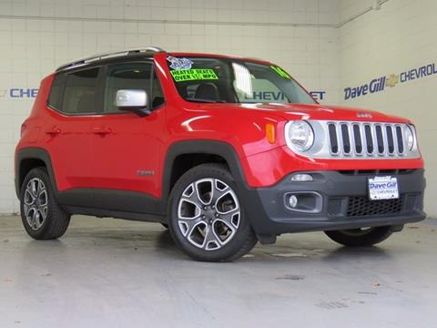 2016 Jeep Renegade for sale in Columbus, OH