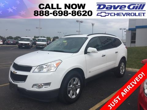 2010 Chevrolet Traverse for sale in Columbus, OH