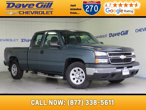 2007 Chevrolet Silverado 1500 Classic for sale in Columbus, OH