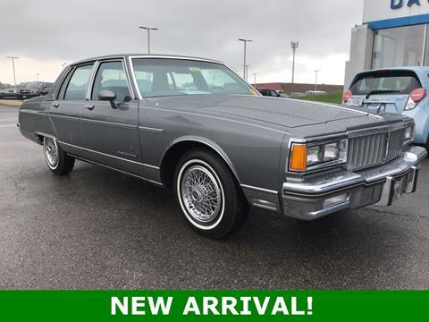 1986 Pontiac Parisienne for sale in Columbus, OH