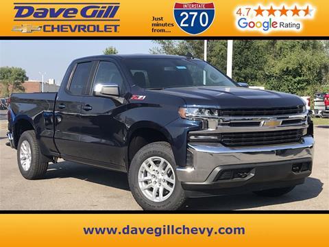 2020 Chevrolet Silverado 1500 for sale in Columbus, OH
