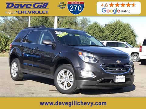2016 Chevrolet Equinox for sale in Columbus, OH