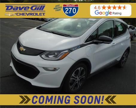 2017 Chevrolet Bolt EV for sale in Columbus, OH