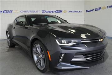 2017 Chevrolet Camaro for sale in Columbus, OH