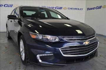 2017 Chevrolet Malibu for sale in Columbus, OH