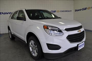 2017 Chevrolet Equinox for sale in Columbus, OH