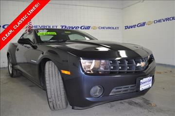2013 Chevrolet Camaro for sale in Columbus, OH
