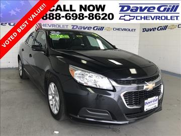 2014 Chevrolet Malibu for sale in Columbus, OH