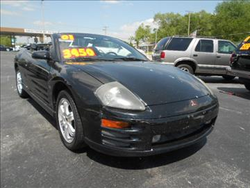 2001 Mitsubishi Eclipse Spyder for sale in Kansas City, MO