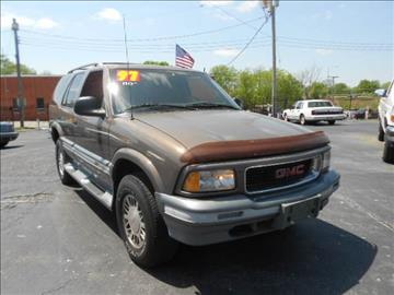 1997 GMC Jimmy for sale in Kansas City, MO