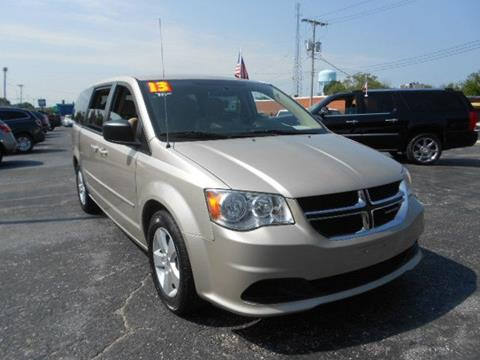 2013 Dodge Grand Caravan for sale in Kansas City, MO