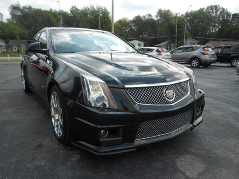 2012 Cadillac CTS-V for sale in Kansas City, MO