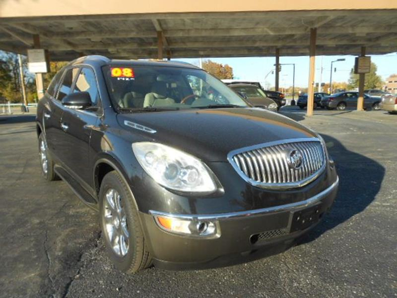 Buick Enclave AWD CXL Dr Crossover In Kansas City MO - Kansas city buick dealers