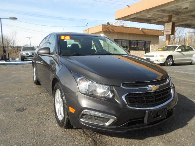 Chevrolet Cruze Limited LT Auto Dr Sedan WSD In Kansas - Kansas city chevrolet dealer