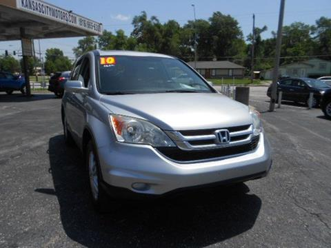 Honda Kansas City >> 2010 Honda Cr V For Sale In Kansas City Mo