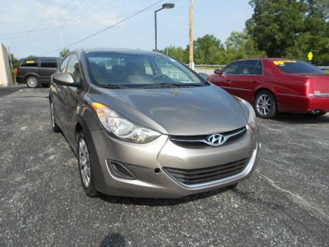 2011 Hyundai Elantra For Sale In Kansas City Mo