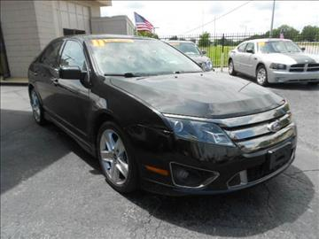 2011 Ford Fusion for sale in Kansas City, MO