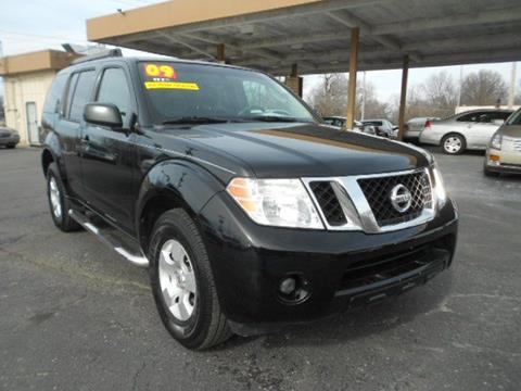 2009 Nissan Pathfinder for sale in Kansas City, MO
